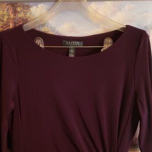 Ralph Lauren Dresses - Ralph Lauren Purple Dress
